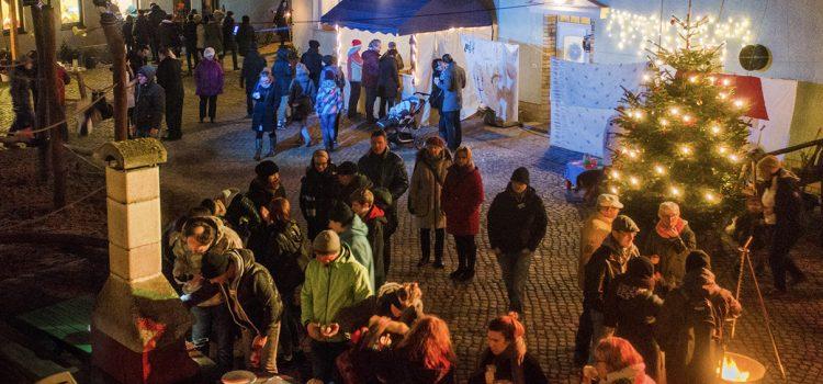 Weihnachtsmarkt am 2. Advent